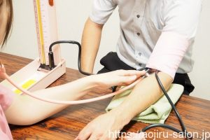 高血圧の原因