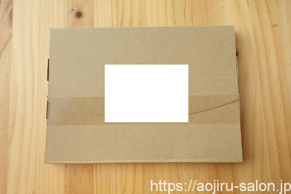 マチャサラ スリムサポートの箱